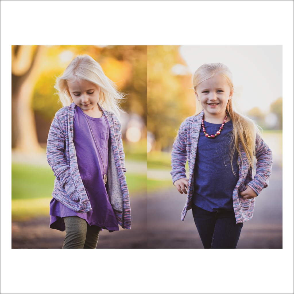 Clear Creek Cardigan |  Baby to Big Kid Sizes NB - 18