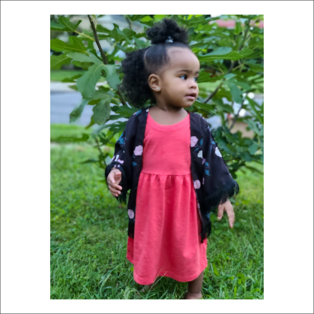 Kingston Robe | Baby to Big Kid Sizes NB - 14