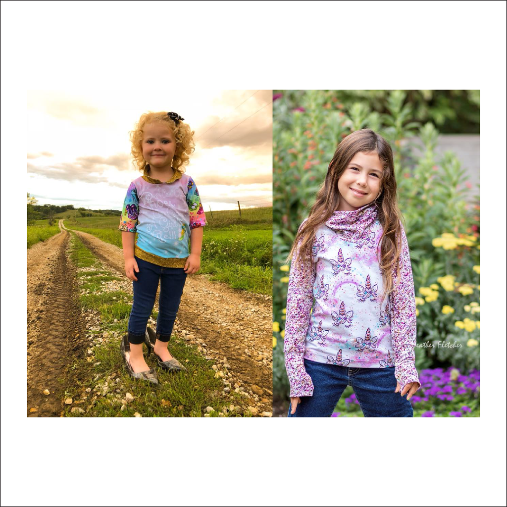 Loxie Eagans Shirt | Child Sizes 2T-14