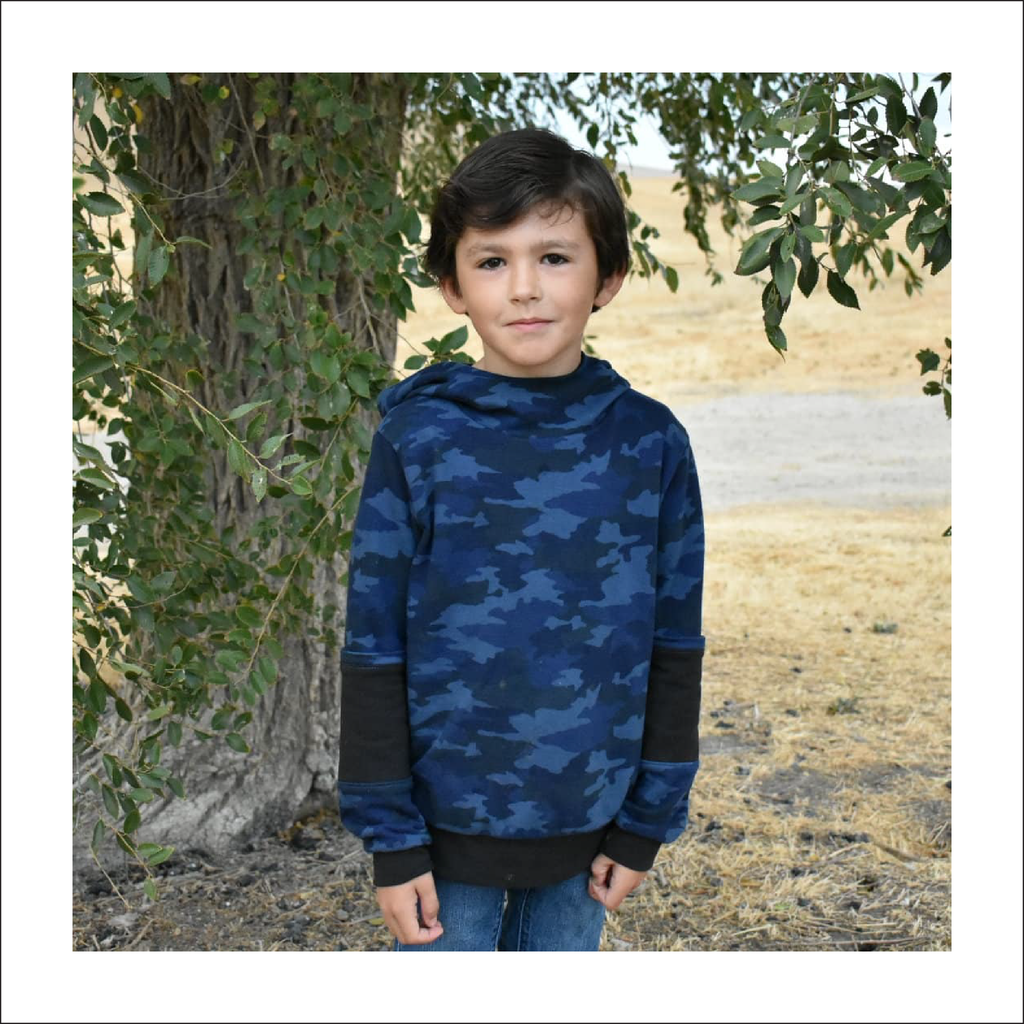 Mountain View Hoodie and Tee | Child Sizes 2T-14