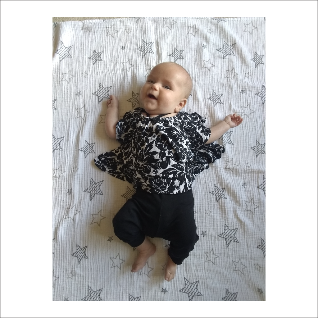 Tahuya Tube Top  |  Baby to Preschool Sizes NB - 4