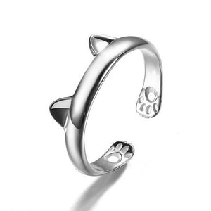 Animals Cat Ear Ring Cute Design
