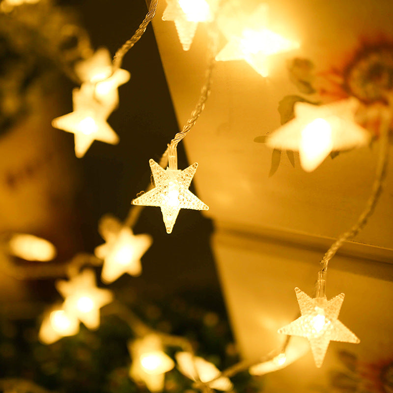 3 Meters Star Lights For Holiday Decoration