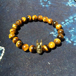 Charms Natural Stone Men and Women Bracelet
