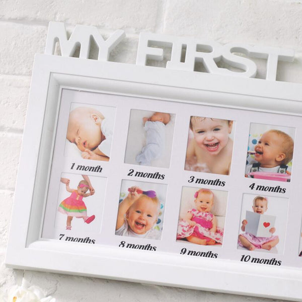 Creative Baby Growth Pvc Photo Frame One Year Old Gift Need It 4