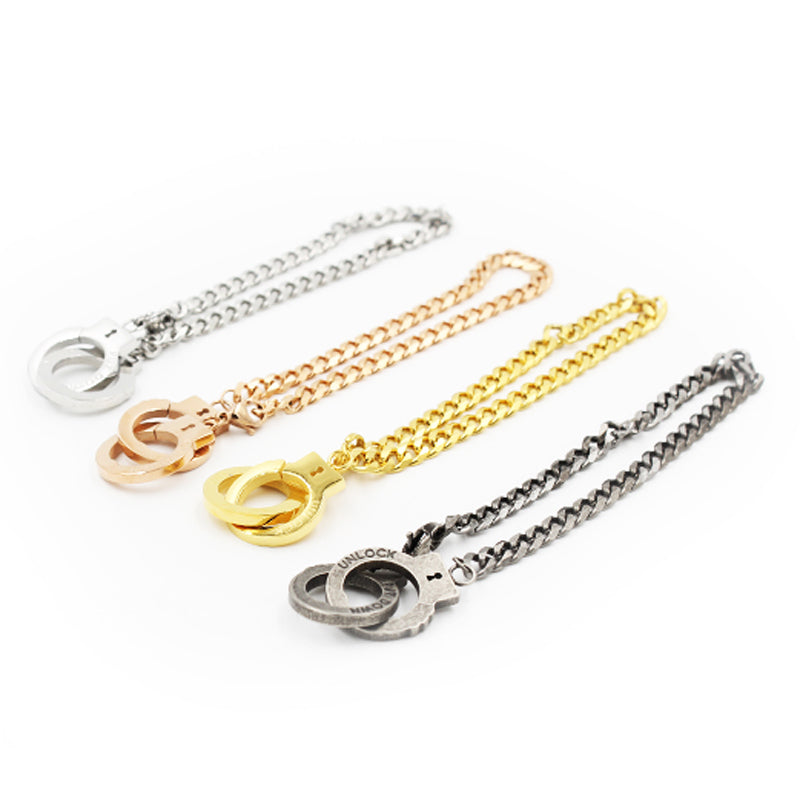 Trends Handcuffs Bracelets For Women/Men