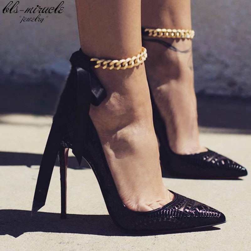 New Fashion Foot jewelry chain anklet
