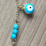 Charms Evil Eye Necklace Boho Choker