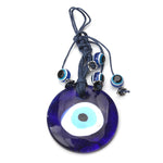 Blue Evil Eye Beads Wall Decoration Blessing