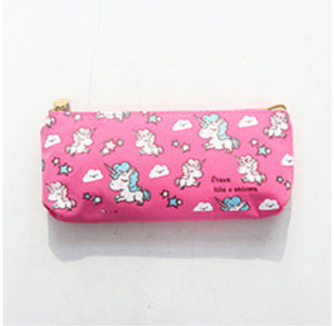 Cute Unicorn Pencil Case