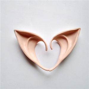 New !!! 1 Pair Mysterious Angel Elf Ears Halloween Costume