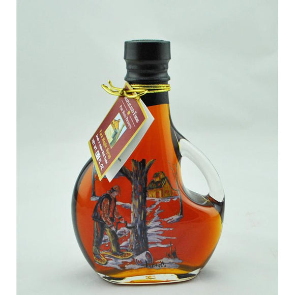 Grade A Amber Maple Syrup (8.5 Oz.)