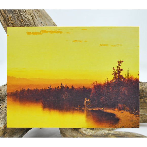 Twilight in the Adirondacks Boxed Card Set