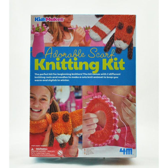 Scarf Knitting Kit