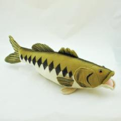 Largemouth Bass Plush (large)