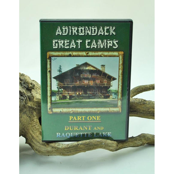 Adirondack Great Camps, Part I (DVD)