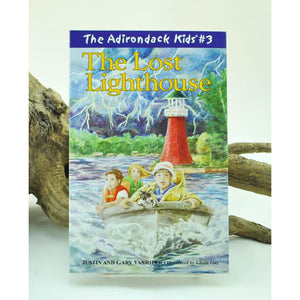 The Adirondack Kids #3: The Lost Lighthouse