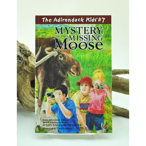 The Adirondack Kids #7: Mystery of the Missing Moose