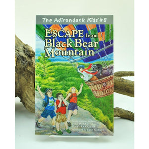The Adirondack Kids #8: Escape from Black Bear Mountain