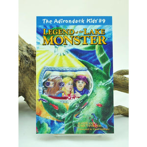 The Adirondack Kids #9: Legend of the Lake Monster
