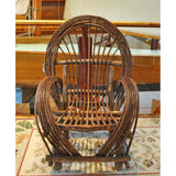 Bent Willow Rustic Chair (Available for Pick-Up Only)