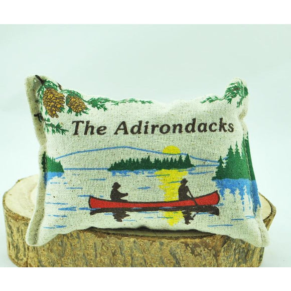 'The Adirondacks' Balsam Pillow
