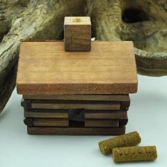 Cabin Incense Burner (small)