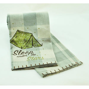 Sleep Under the Stars Dish Towel