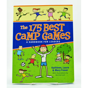 The 175 Best Camp Games, A Handbook for Leaders