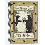 Mountain Theme Journal (4 Styles Available)