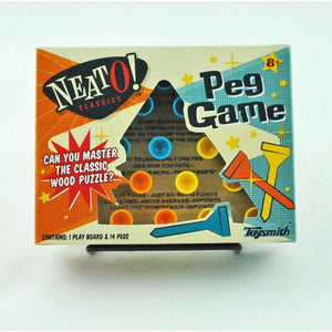 Peg Game (Ages 8+)