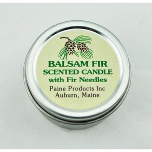 Balsam Mini Candle Tin
