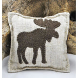 Felted Patch Balsam Pillow (3 Styles Available)
