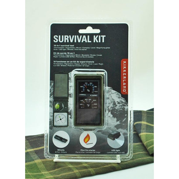 Camping Survival Tool