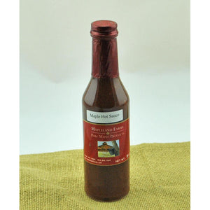 Maple Hot Sauce