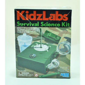 Survival Science Kit (Ages 8+)