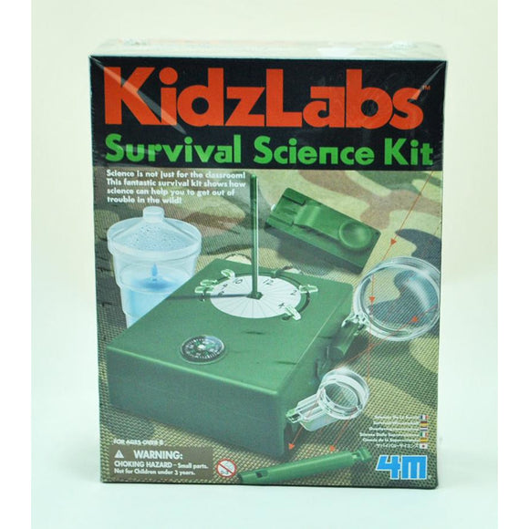Survival Science Kit