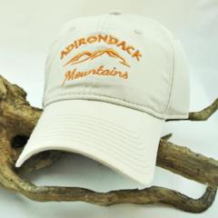 Adirondack Mountains Golf Hat