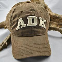 ADK Distressed Style Hat