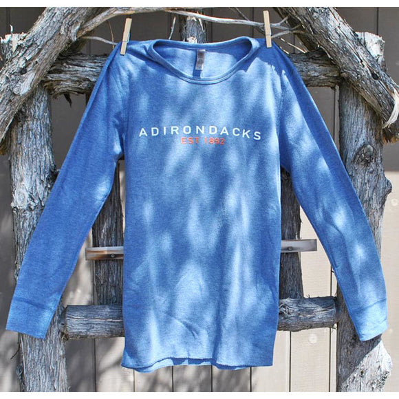 Adirondacks, EST. 1892 Thermal Long Sleeve