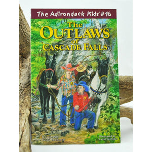 The Adirondack Kids #16: The Outlaws of Cascade Falls