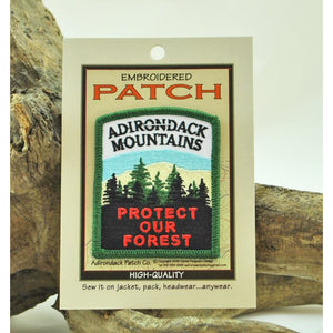 Adirondack Mountains, Protect Our Forest Patch