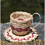 Tea Cup Basket (2 Styles Available)