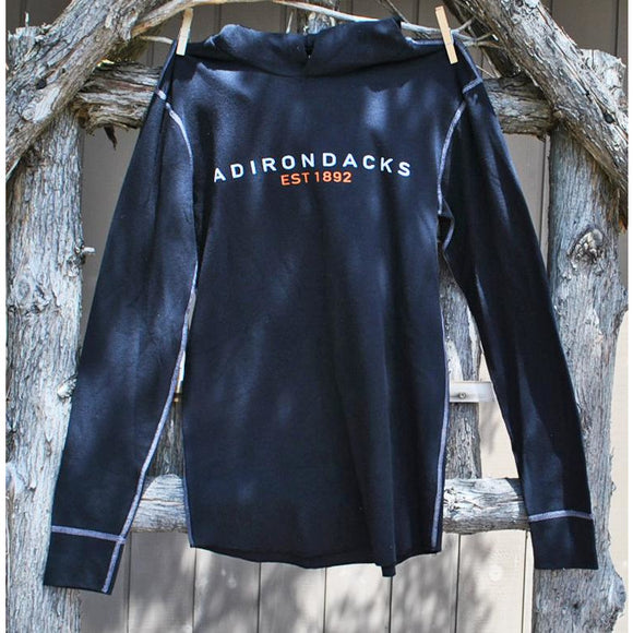 Adirondacks, EST. 1892 Hooded Thermal