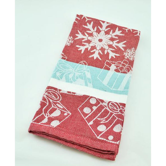 Peppermint Candy Dish Towel