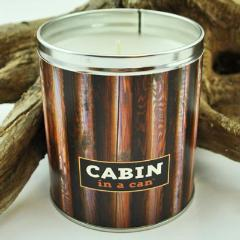 Cabin in a Can Candle