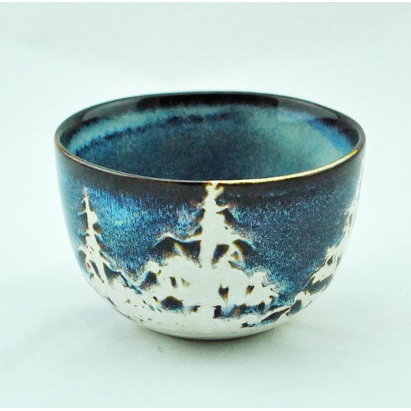 Blue Forest Bowl