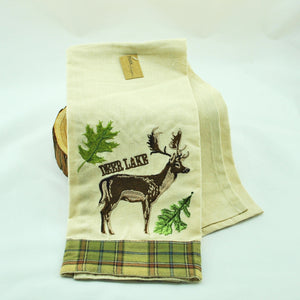 Deer Lake Dish Towel