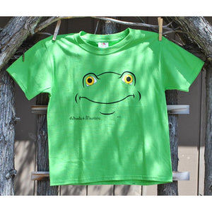 Frog Face Youth Tee