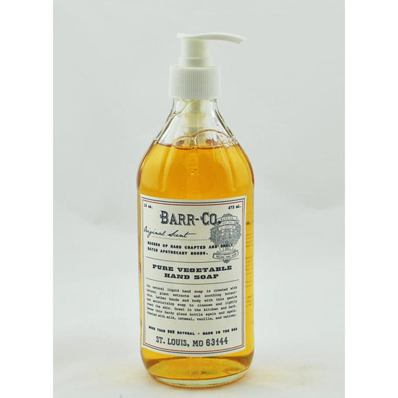 Barr Co. Liquid Hand Soap
